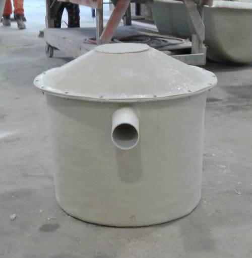 Custom Fabrication - GFI Composites