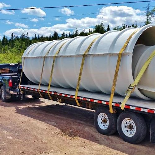Industrial FRP Storage Tanks - GFI Composites