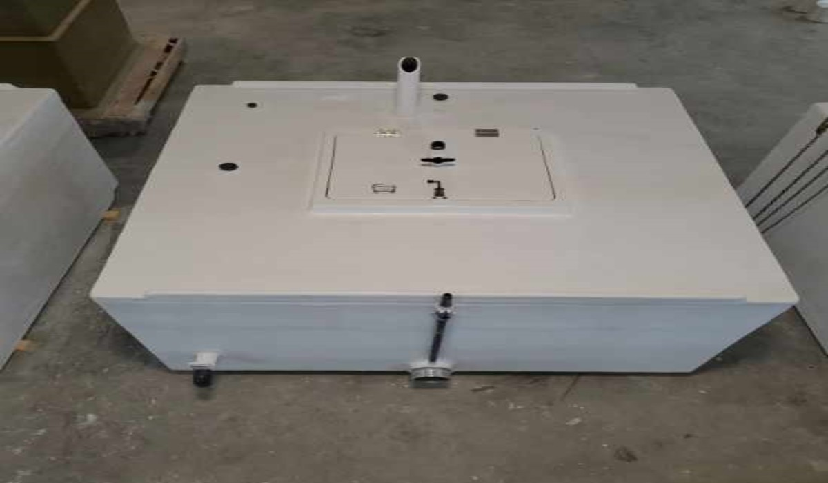 Insulated Transport Tank