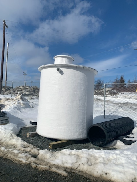 FRP Septic System
