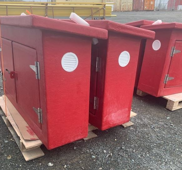 Fire Box/ Cabinet